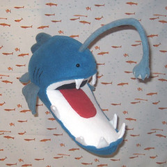 The world 39 s best photos of anglerfish and toy flickr for Angler fish toy