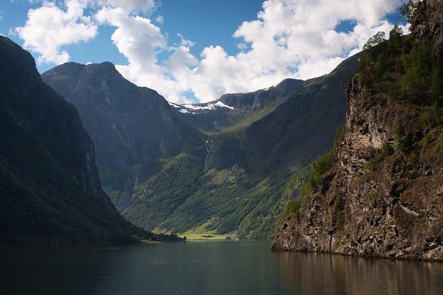 Nærøyfjord, Western Norway