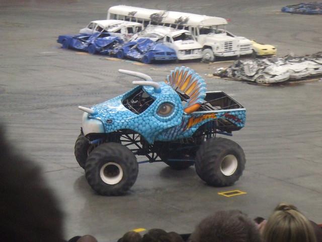 Truck Dinosaur Dinosaur