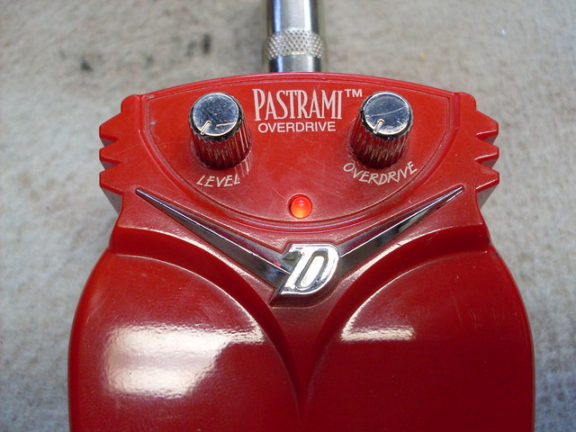 Photo:Dan-O Pastrami Overdrive On By Roadside Guitars