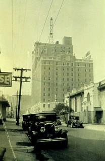 Jung Hotel 1931