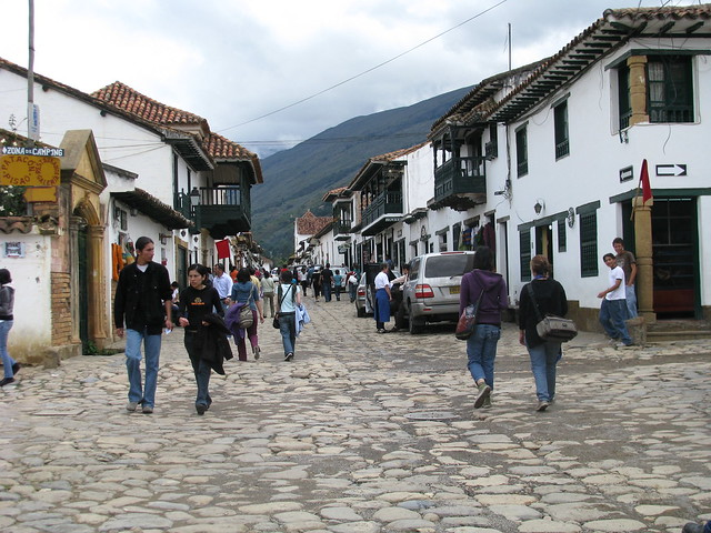 On The Road... Again (Día 2: Villa de Leyva - Periquera - Ammonita - Fósil - Ecce Homo - Sutamarchán - Ráquira)
