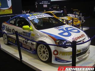 Andy Jordan - 2008 Team Eurotech Honda Integra DC05
