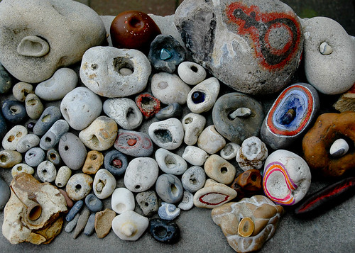 stones with hollows 1