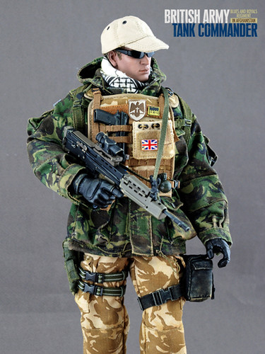 Hot Toys British Army 77