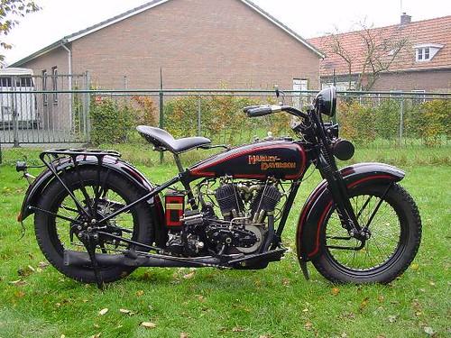 Harley Davidson 27-J (1927