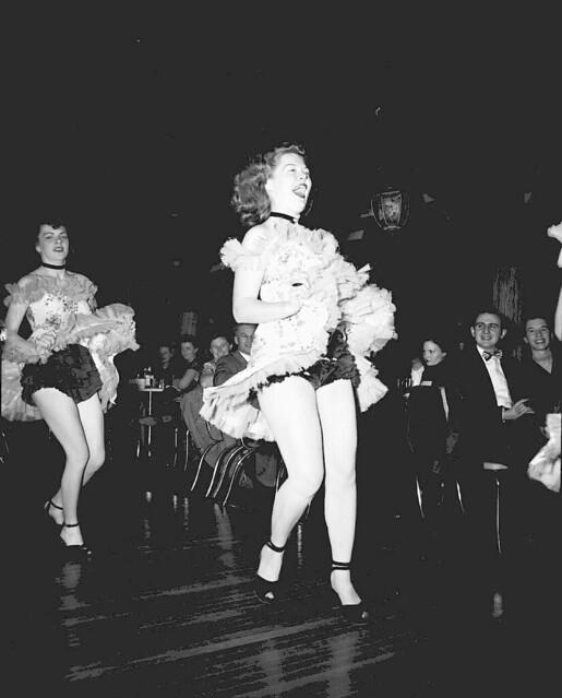 1950 MEDICAL DEPARTMENT DANCE