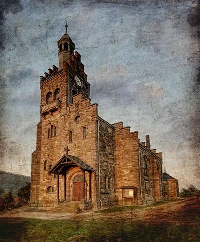 kirche in kälberfeld