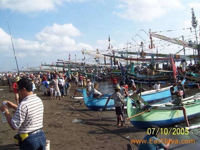 Segoro Anakan Beach - Banyuwangi - East Java