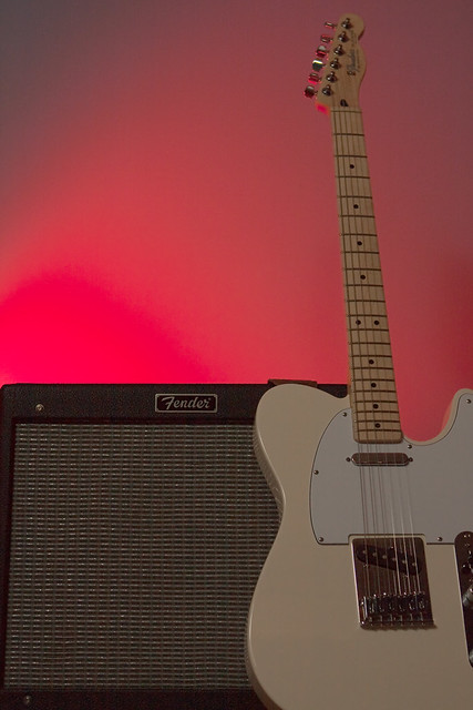 Photo:Telecaster By Moucha