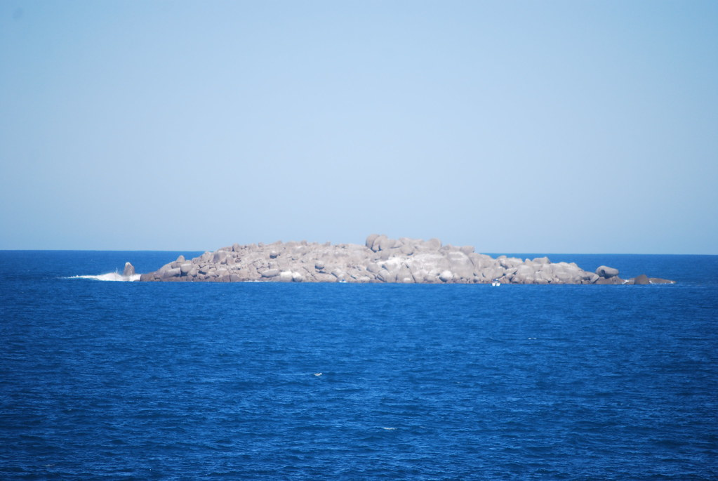 Seal Rocks - Granite Island