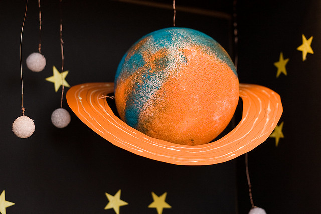 Dioramas Planet Saturn (page 3) - Pics about space