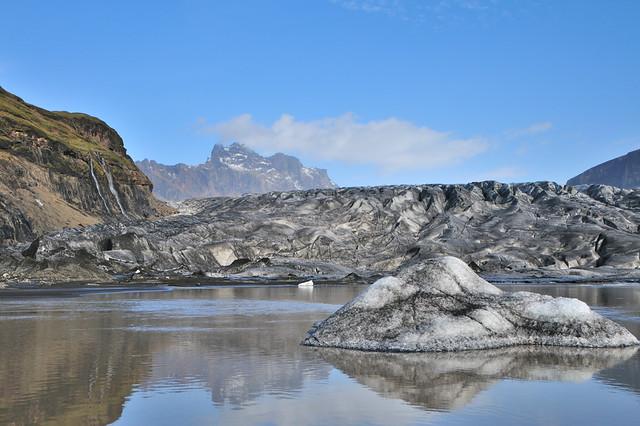 Glaciar Skaftafellsjökull, Parque Nacional de Skaftafell, Islandia