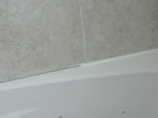 Kitchen & Bath Silicone Sealant, 10.1 oz White # 08770 by DAP