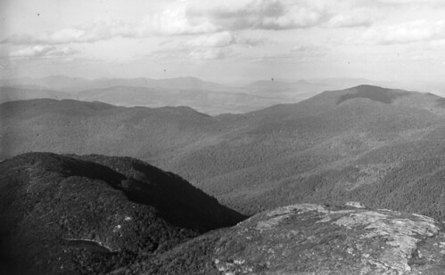 View from Mount Mansfield
