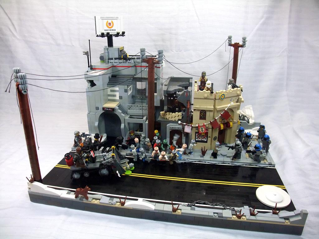 Зомби Апокалипсис Лего Скачать Игру - фото 4