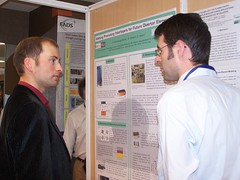 research, poster session,