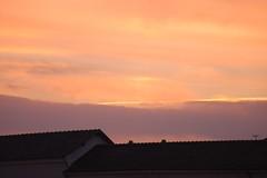 coucher de soleil à la Ferté-sous-Jouarre