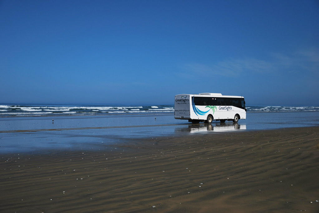 Ninety Mile Beach and Cape Reinga - Northland - New Zealand 009