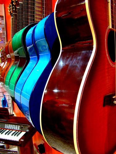 Guitares Acoustique