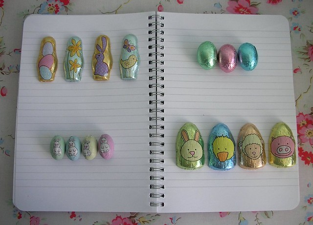 Easter chocolates!