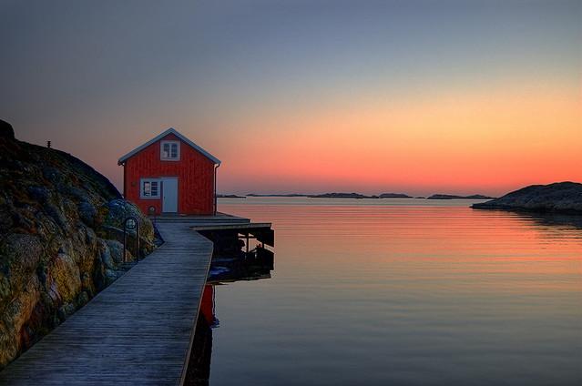Somewhere in Sweden...