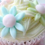 Gluten free Flowers cupcake!