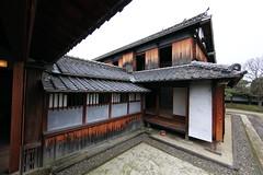 Japanese traditional style SAMURAI house / 旧細川刑部邸(きゅうほそかわぎょうぶてい)
