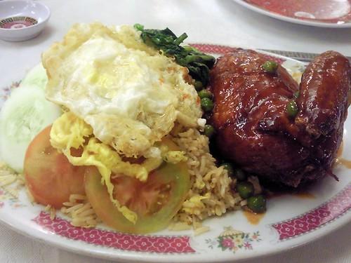 Rabbit eats brisbane brunei 2009 cny lucky restaurant for American cuisine brisbane