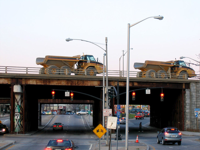 195 Overpass at Wickenden Street