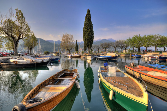 Porto Portese (Lake Garda)