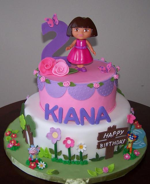 Cake Design For Dora : 3466458117_e591f5ab7d_z.jpg?zz=1