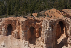 arch, ancient history, cliff dwelling, architecture, formation, ruins, geology, wadi, rock,