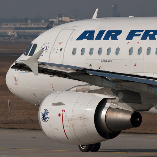 Air France Airbus A318-111 F-GUGR (28964)
