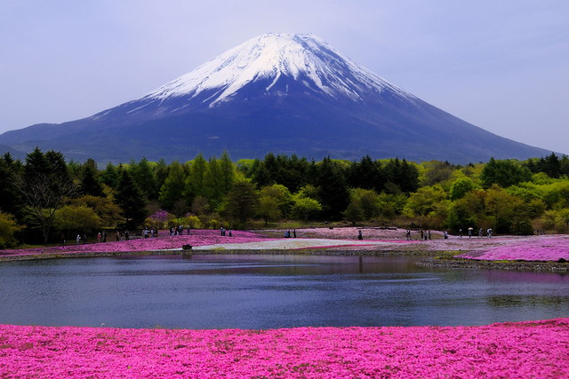 Mt fuji popular scene flickr photo sharing - Beautiful panoramic view house to take full advantage of the scenery ...
