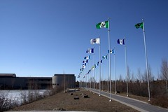 NWT Community Flags