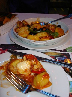 Bacalau and Potatoes