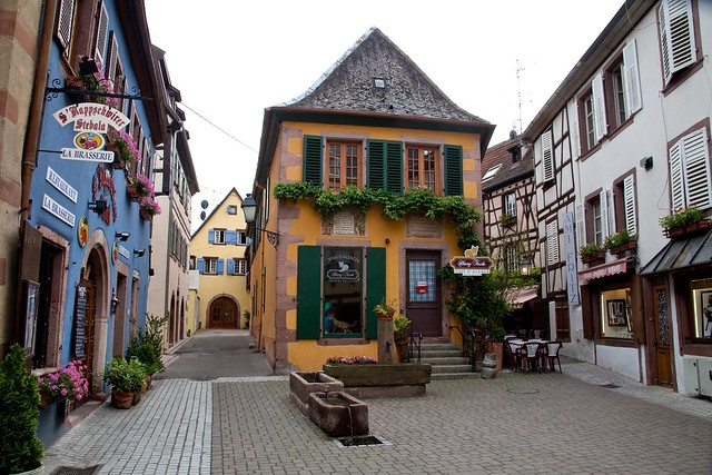Ribeauville, Alsace