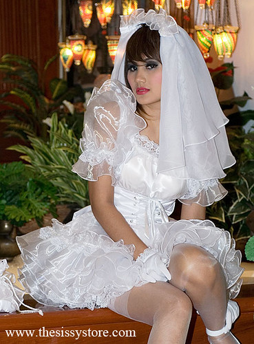 Sissy Wedding Dress