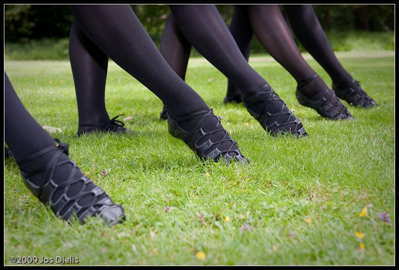 Danza irlandesa