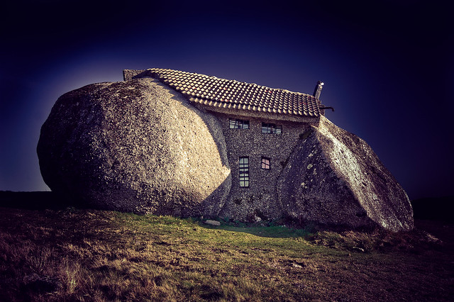 Stone house revisited