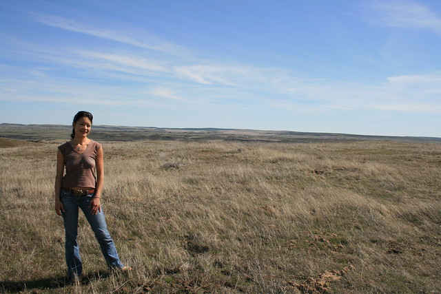 The physical characteristics of the channeled scablands of eastern washington