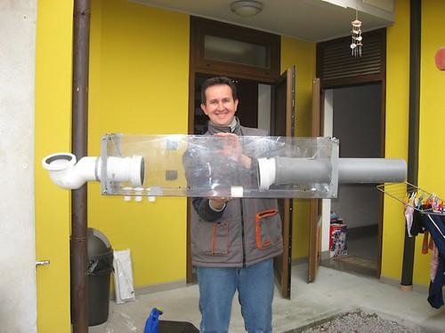 Il mio impianto di raffreddamento fotovoltaici ad acqua meteorica - Pagina 5