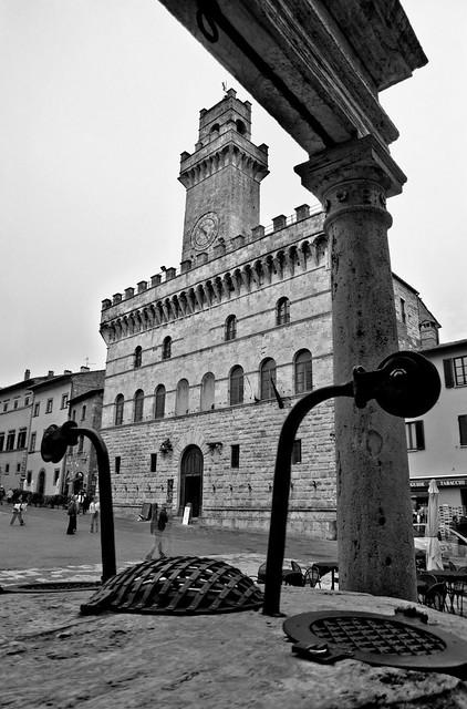 Montepulciano, Palazzo Comunale