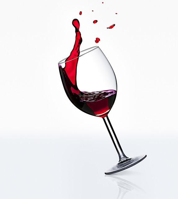 Wine splash - a photo on Flickriver
