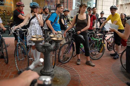 Benson Bubbler Ride - Pedalpalooza 09-10
