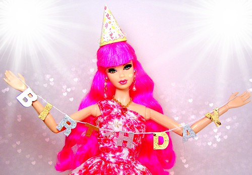 Happy 55th Birthday, Barbie! #3
