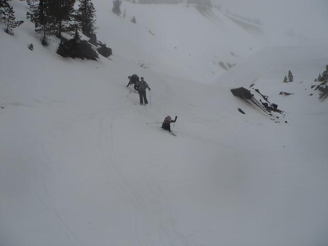 Cross Country Ski Class: 2014