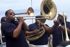 Jazzfest New Orleans