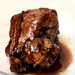 Small photo of Braised venison shank